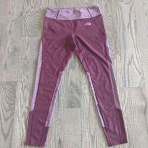 Women's The North Face leggings, Size M